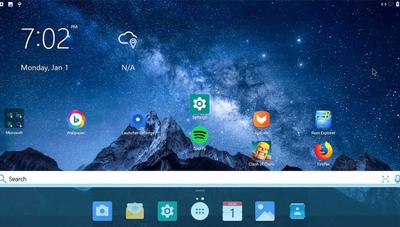 Ya puedes ejecutar Android 8.1 Oreo en PC con esta versión x86