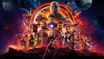Las 12 películas y 12 series más descargadas de 2018