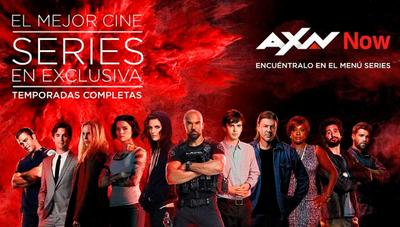 AXN Now en Movistar es una realidad: el servicio se integra en Movistar+