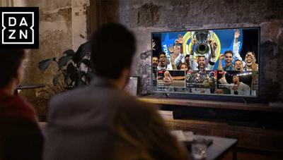DAZN anuncia Champions League y LaLiga española en su web ¿error o…?