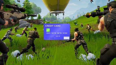 Fortnite no solo sirve para jugar: también se está usando para blanquear dinero