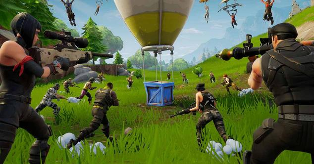 Ver noticia 'Fortnite supera a Candy Crush y genera 2.400 millones de dólares'
