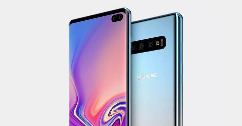 Ver noticia 'Confirmado: el Samsung Galaxy S10 viene con sensor de huellas por ultrasonidos'