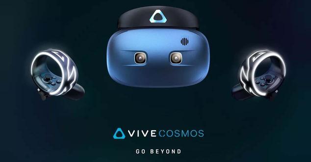 Ver noticia 'HTC Vive Cosmos: realidad virtual sin sensores externos para PC y móvil'