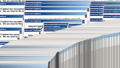 Internet Explorer sigue siendo un dolor de cabeza para Microsoft