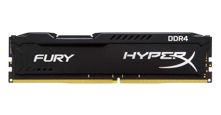 kingston fury hyperx ddr4