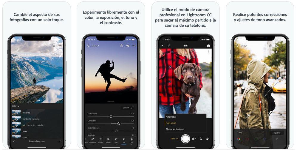 las mejores aplicaciones para editar fotos en iphone gratis