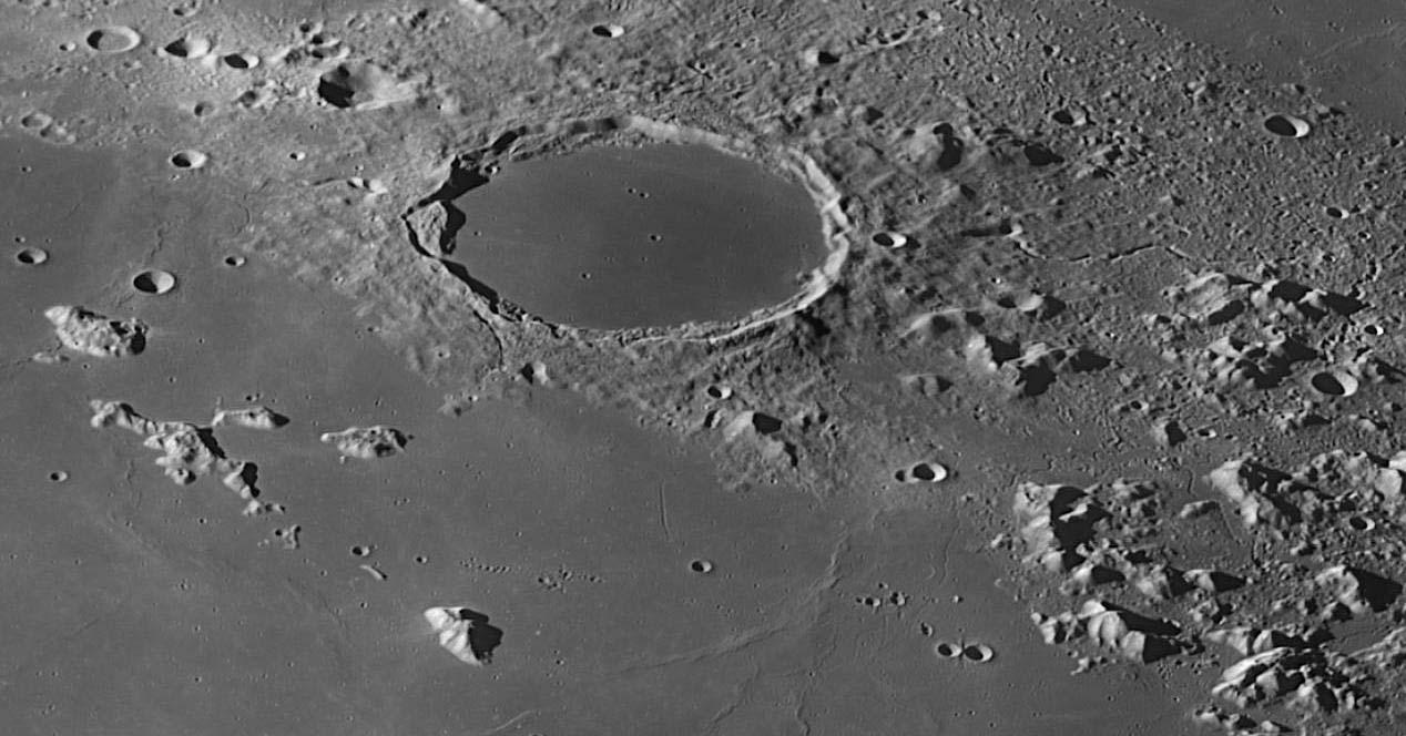 Ver noticia 'Noticia 'Europa prevé explorar la Luna en 2025''