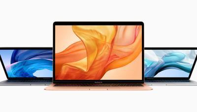 Apple también vende menos ordenadores Mac