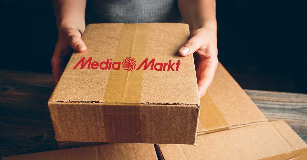 mediamarkt paqueteria