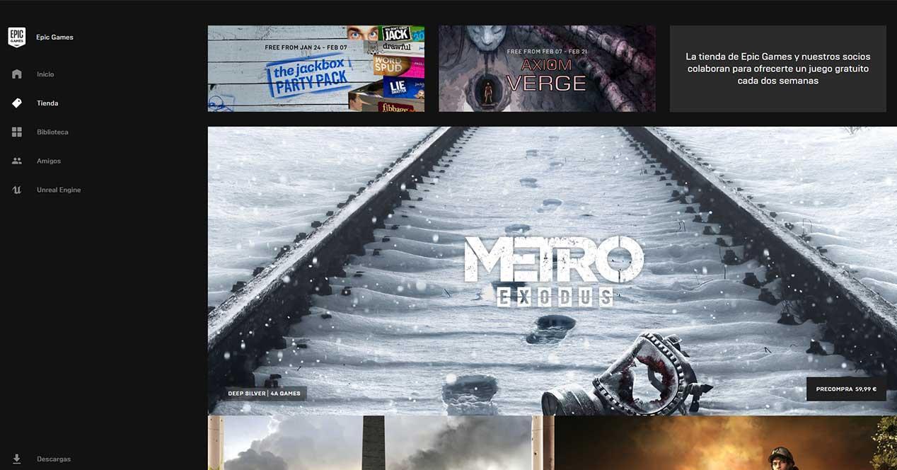 metro exodus epic games