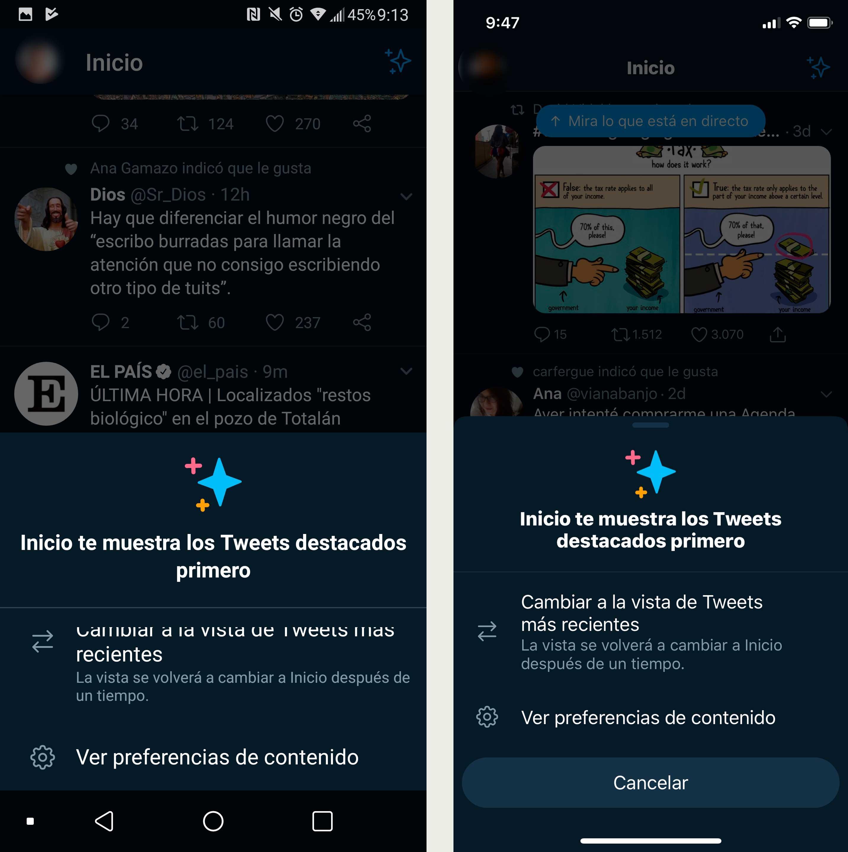 Un fallo lleva año exponiendo tweets protegidos de usuarios — Twitter