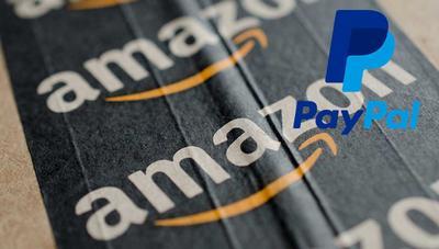 Cómo pagar con Paypal en Amazon