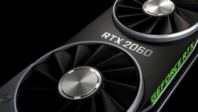 La Nvidia RTX 2060 ya es oficial: llega la sustituta de la GTX 1060 con un rendimiento muy superior