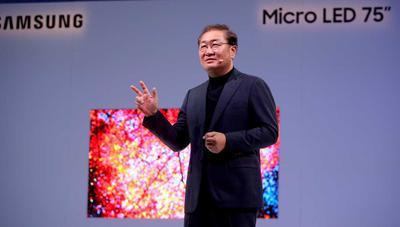 Pantalla MicroLED de 219 pulgadas y nuevo portátil gaming Odyssey, las novedades de Samsung en el CES 2019
