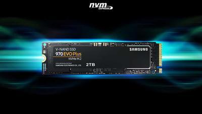 Samsung 970 EVO Plus: nuevos SSD NVMe baratos con hasta 3.500 MB/s
