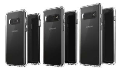 Los Samsung Galaxy S10, filtrados en una imagen al completo