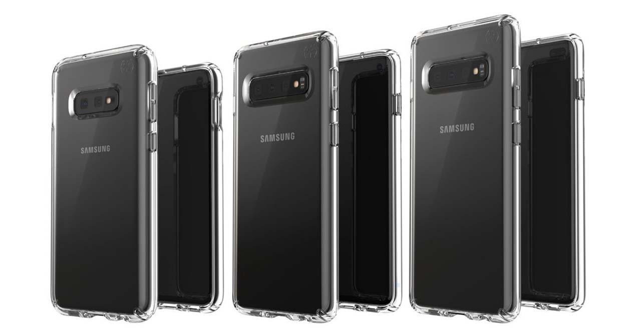 Ver noticia 'Noticia 'Los Samsung Galaxy S10, filtrados en una imagen al completo''