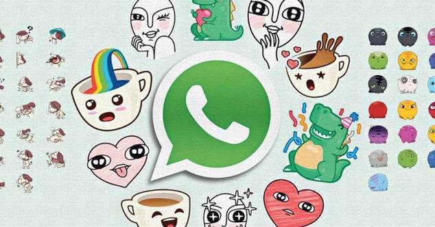 Ver noticia 'WhatsApp añade stickers para las fotos, vídeos y GIFs'