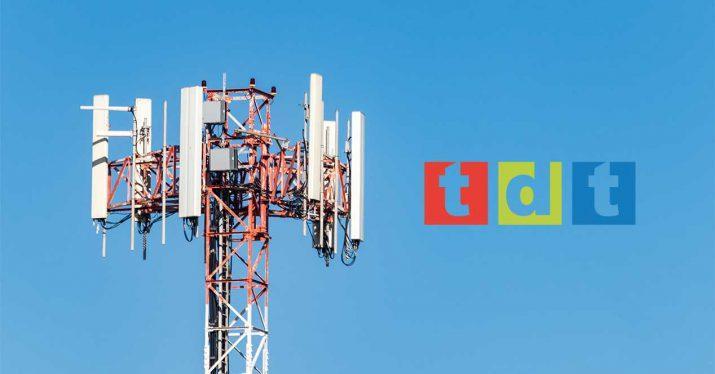tdt resintonizacion antenas 5g