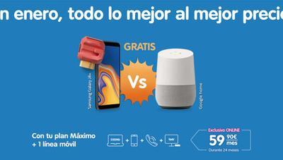 Telecable lanza una nueva oferta de fibra de 500 Mbps y 12 gigas por menos de 60 euros
