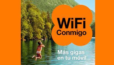 WiFi Conmigo de Orange dice adiós con sus 3GB al día de regalo