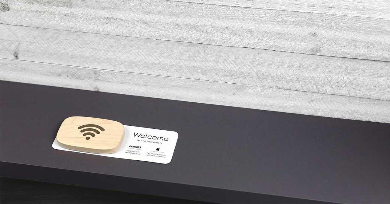 Circuito Wifi : Wifi porter así puedes conectarte a tu red wifi mediante nfc