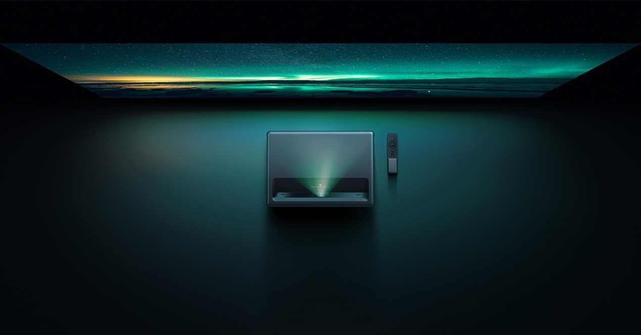 xiaomi proyector 4k