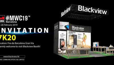 Blackview trae al MWC un nuevo smartphone resistente y su primer móvil 5G
