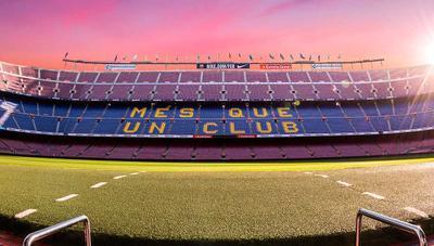 El Camp Nou del FC Barcelona se convierte en el primer estadio de Europa con cobertura 5G gracias a Movistar