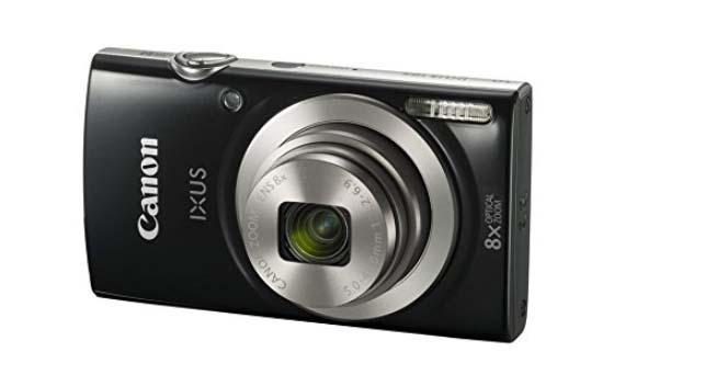 cámara de fotos compacta Canon