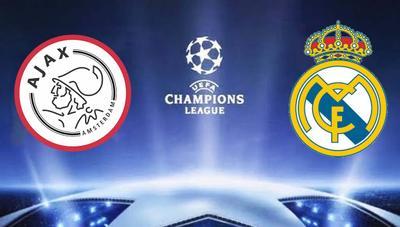 Cómo ver en directo el Ajax – Real Madrid de Champions por televisión, Internet o el móvil