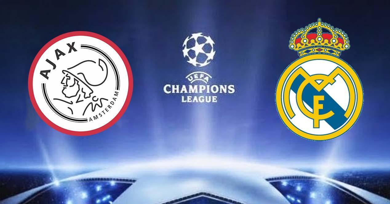 Ver noticia 'Noticia 'Cómo ver en directo el Ajax – Real Madrid de Champions por televisión, Internet o el móvil''