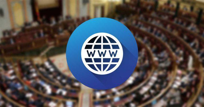 cierre pagina web congreso