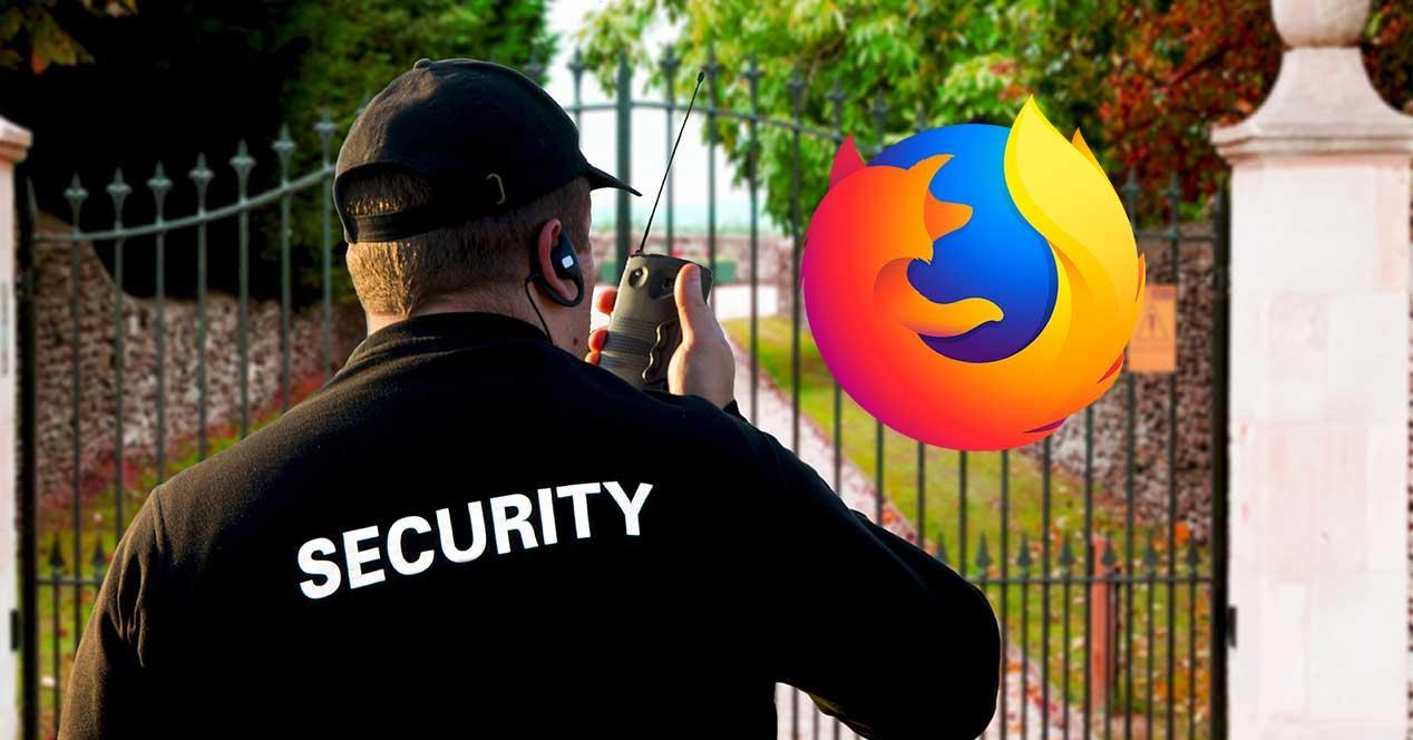 firefox privacidad seguridad