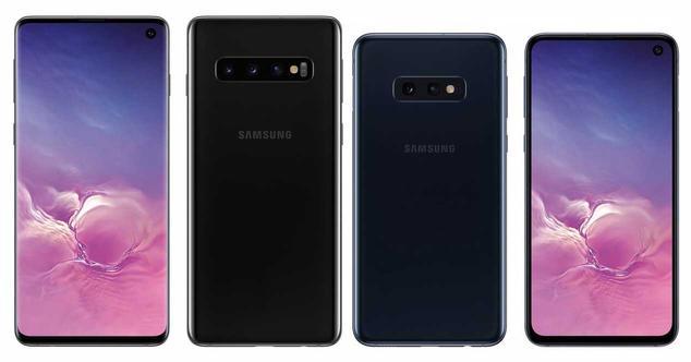 Ver noticia 'Samsung Galaxy S10+ y Galaxy S10 y S10E al descubierto en nuevas fotos'