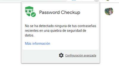 Google lanza una extensión para Chrome que te dice si tu contraseña ha sido hackeada