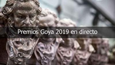 Cómo ver online los Premios Goya 2019 en directo