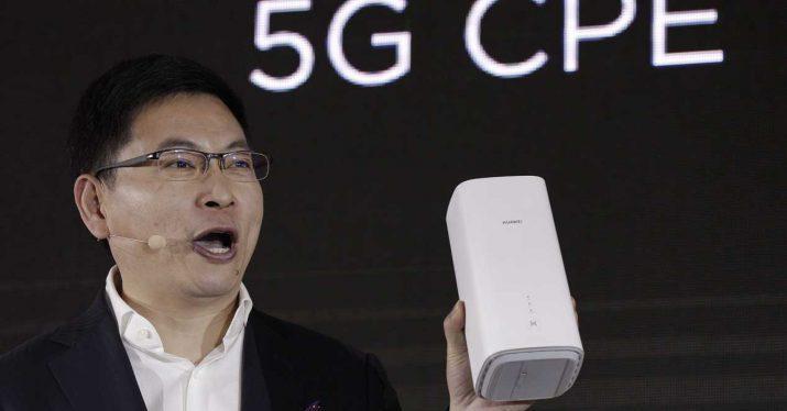 Todos los router 5G presentados en el MWC