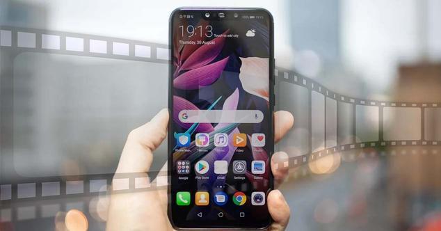 Ver noticia 'El cine en tus manos con la pantalla del Huawei Mate 20 Pro, HDR10, rango DCI-P3 y formato 21:9'