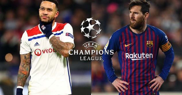 Lyon - Barca