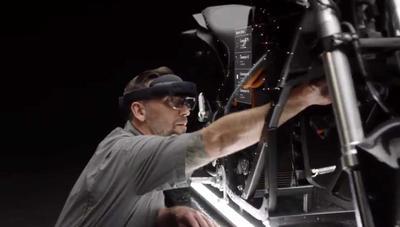 Microsoft HoloLens 2: ahora puedes tocar hologramas