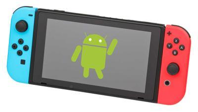 Consiguen ejecutar Android en Nintendo Switch, y soportará juegos