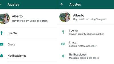 WhatsApp cambia su menú de ajustes: ahora es más fácil de usar