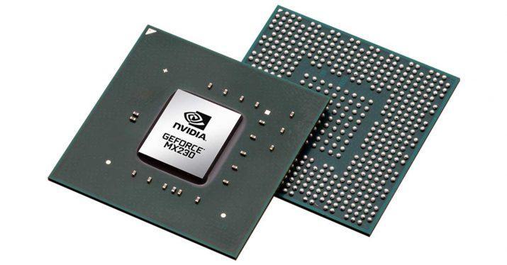 nvidia mx230