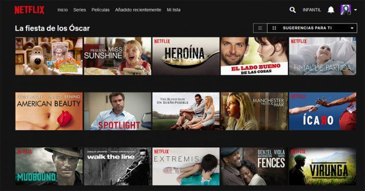 Netflix Oscar