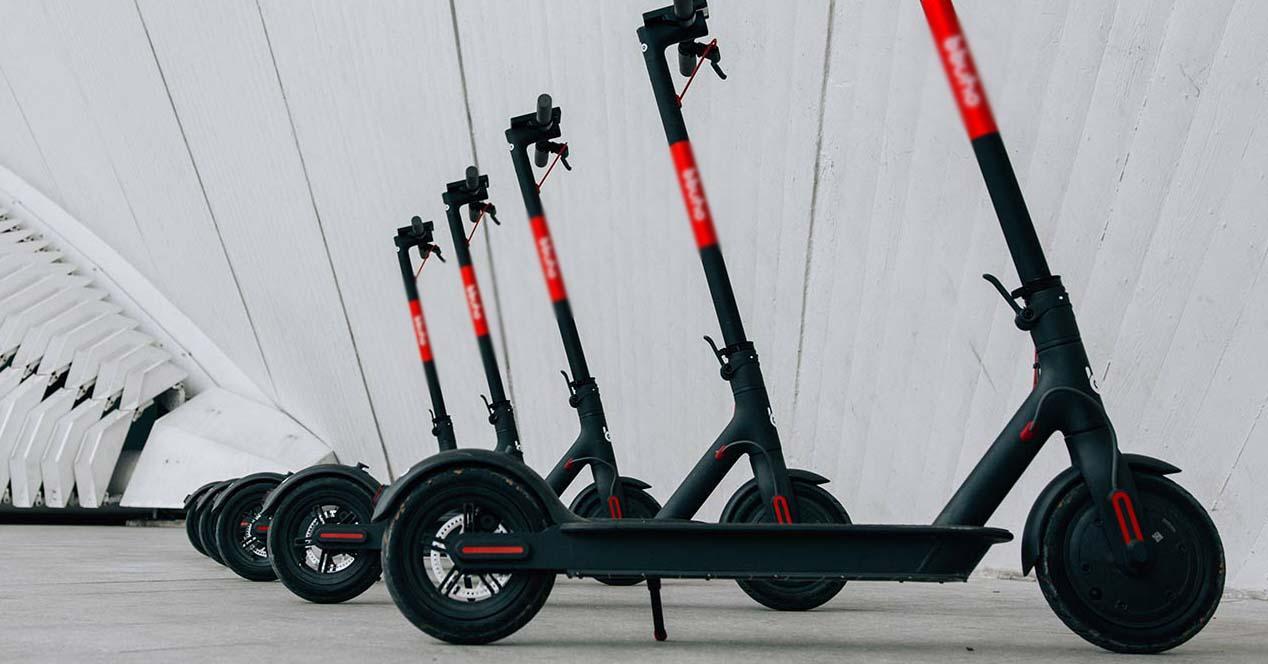 Resultado de imagen de tasa patinete electrico ads