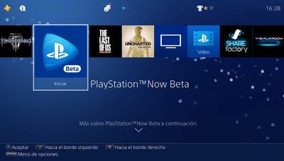 Probamos PlayStation Now beta: así es jugar en streaming a juegos de PS4 en España
