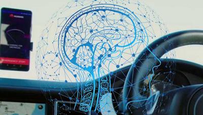 Cómo la IA de los móviles podría llegar a controlar un coche y que pueda aprender a tomar decisiones