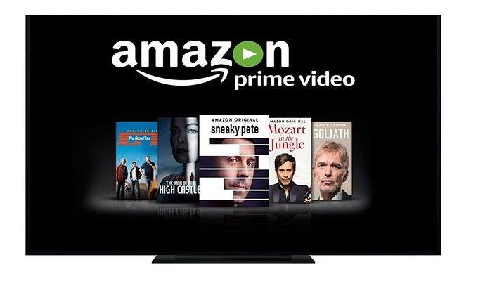 ver Amazon Prime Video en el televisor